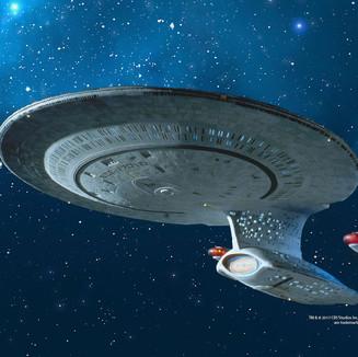 Star Trek Exhibit, TELUS Spark
