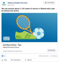 Alberta Prevents Cancer