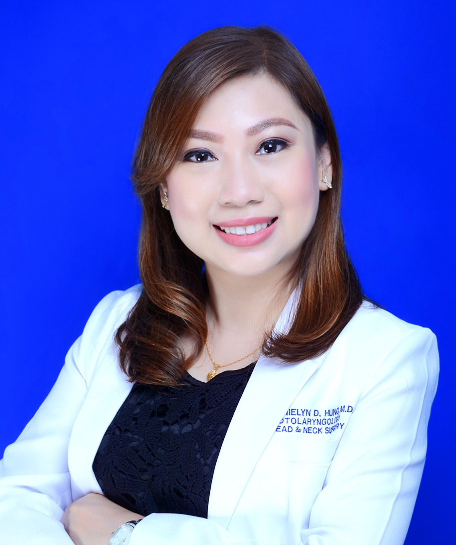Johnielyn Hung MD, FPSO-HNS