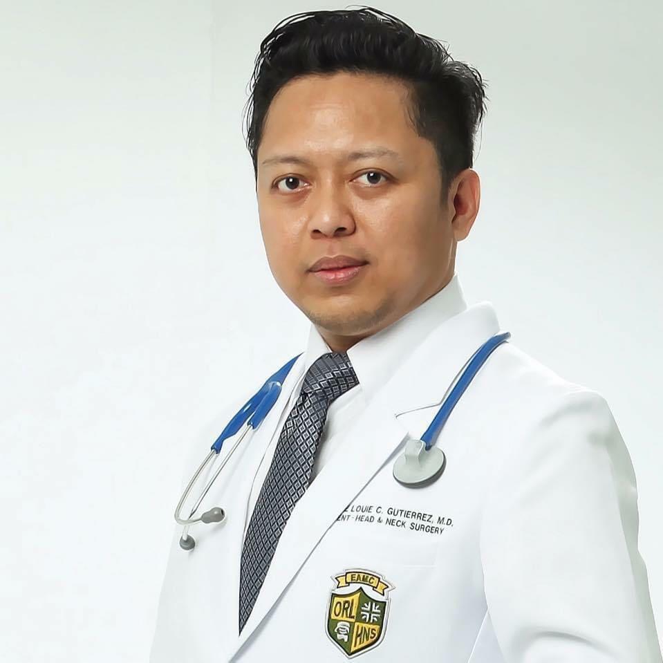 Louie Gutierrez MD FPSO-HNS