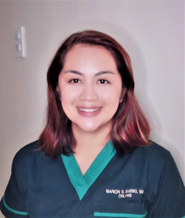 Marion Bassig MD, FPSO-HNS