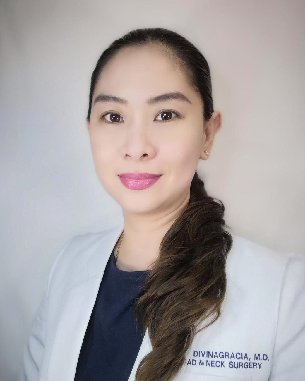 Alexis Divinagracia MD, FPSO-HNS