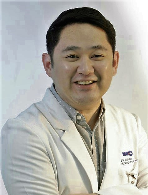 Jesster Navarro MD, FPSO-HNS