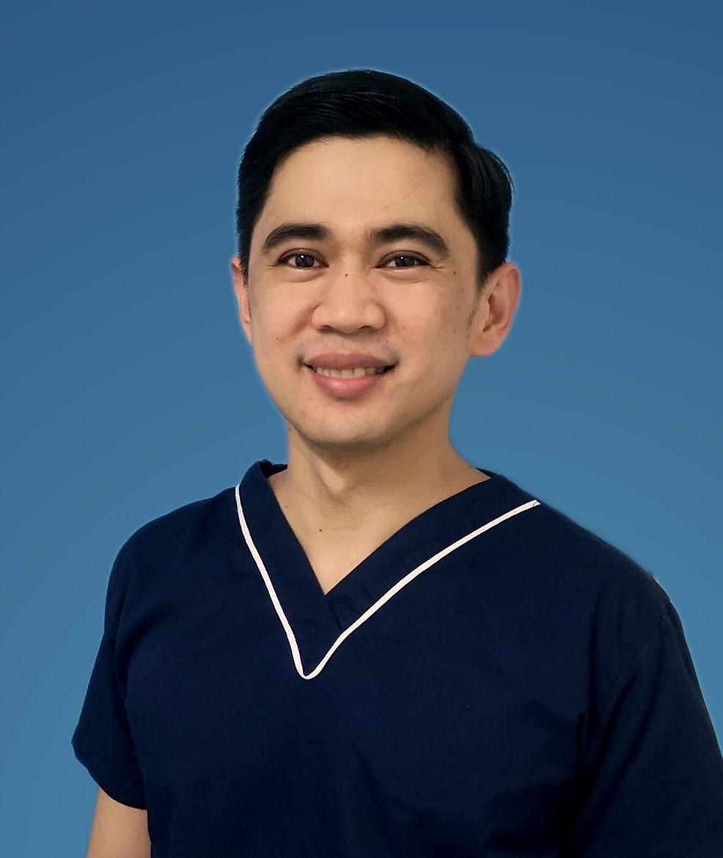 Arik Dela Cruz MD FPSO-HNS