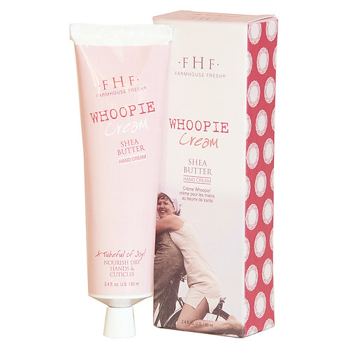 Whoopie! Shea Butter Hand Cream2.4 oz tube