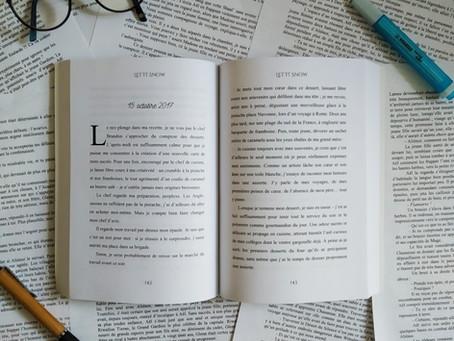 Auto-éditée et fauchée : comment corriger son livre soi-même (ou presque)