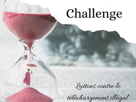 Time Author Challenge (luttons contre le téléchargement illégal !)