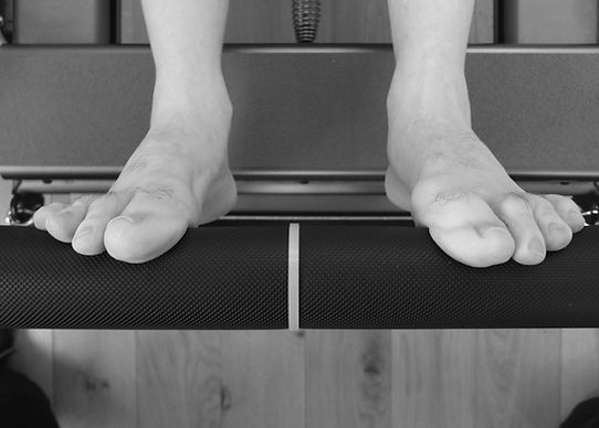 Pilates - Reformer Footwork