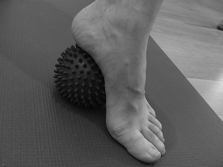Pilates - Foot Massage