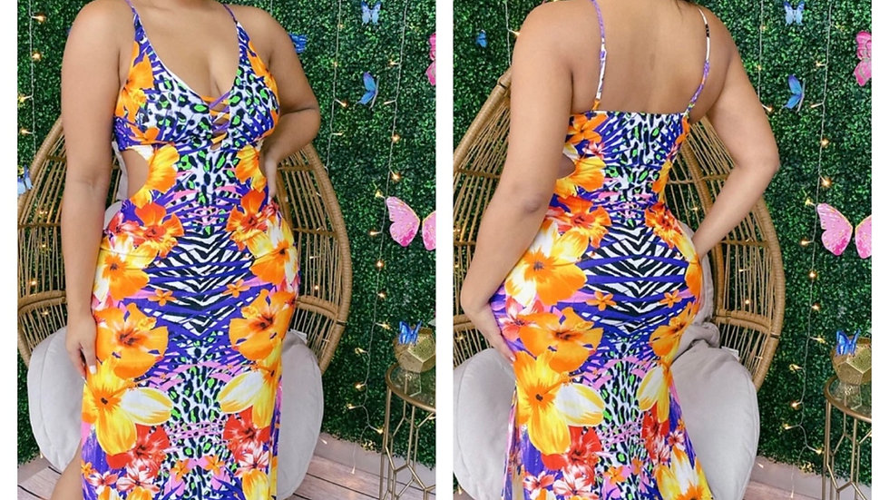 Vibe with me dress