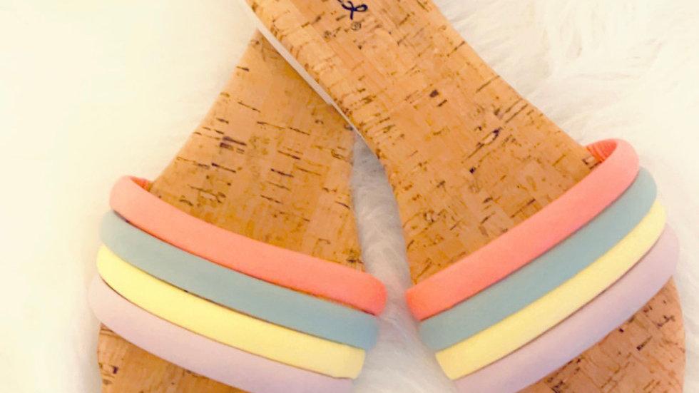 Trendy  chic sandals