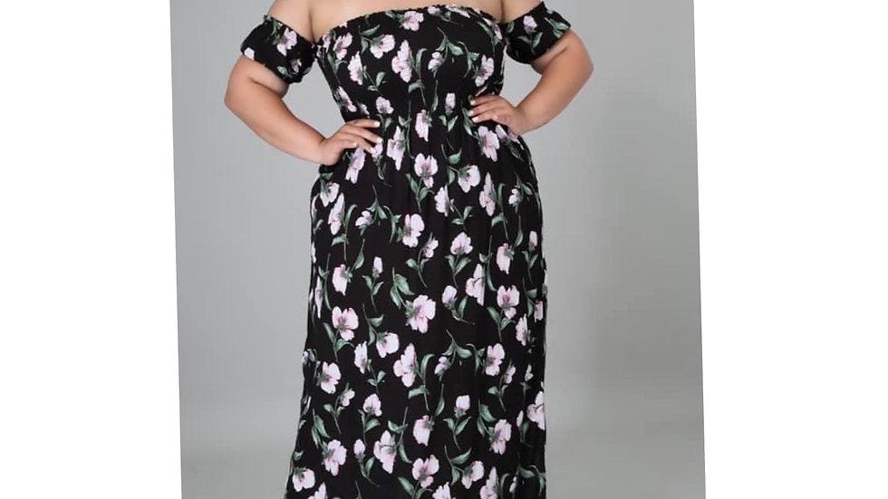 Gardenia love dress