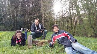 permaculture habitants groupe collectif domaine des possibles habitat participatif ecolieu clermont ferrand orcines ternant puy de dome auvergne