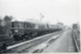The original BRCW 1957 green livery