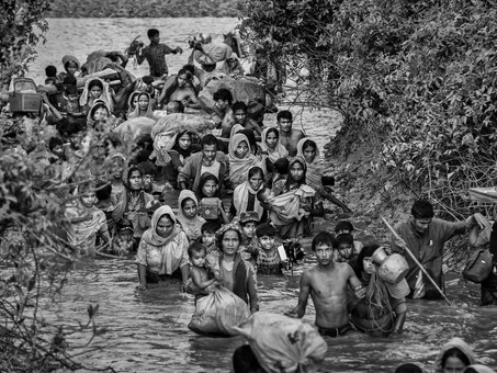 "Jewish Telegraphic Agency: ""Israel Maintains Warm Ties With Myanmar, Downplaying Human Rights """