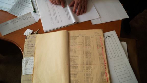 Jewish community's archives
