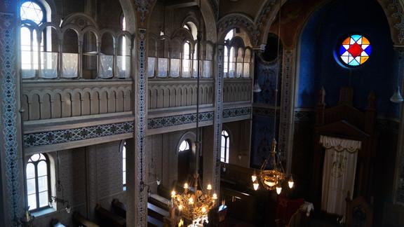 Synagogue of Sibiu (Sinagoga Mare)