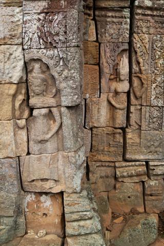 Wat Banan, Battambang Province