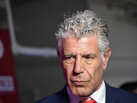 "Jewish Telegraphic Agency: ""Anthony Bourdain Seduced Us Into Confronting Our Own Biases"""