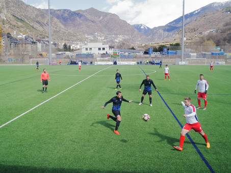 """These Football Times: """"A trip into the elusive but ever-improving world of Andorran football"""""""