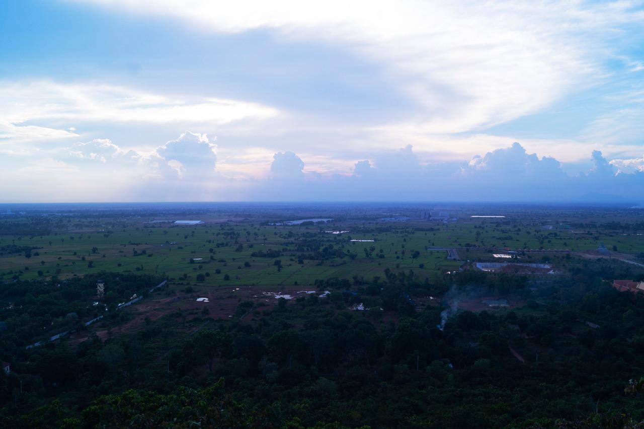 Oudong Mountain