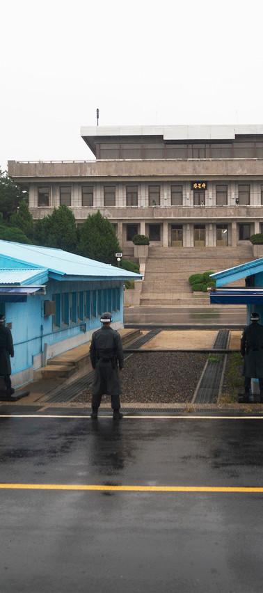 Demilitarized Zone, South Korea