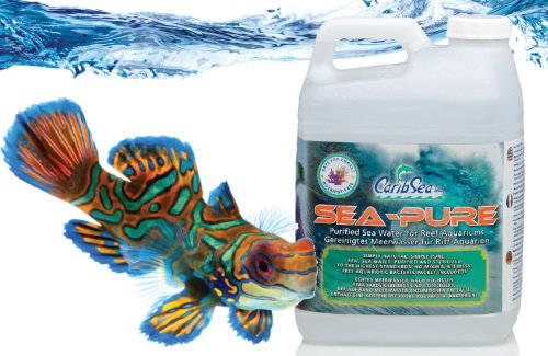 CaribSea Sea-Pure Seawater 4.4 Gallon