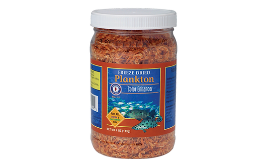 San Francisco Bay Brand Freeze Dried Plankton Fish Food