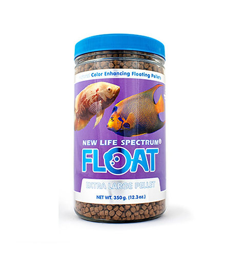New Life Spectrum FLOAT Extra Large Fish Pellet Food
