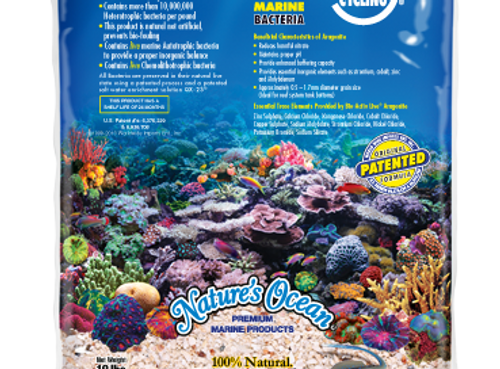Nature's Ocean Bio-Activ Live Reef Substrate