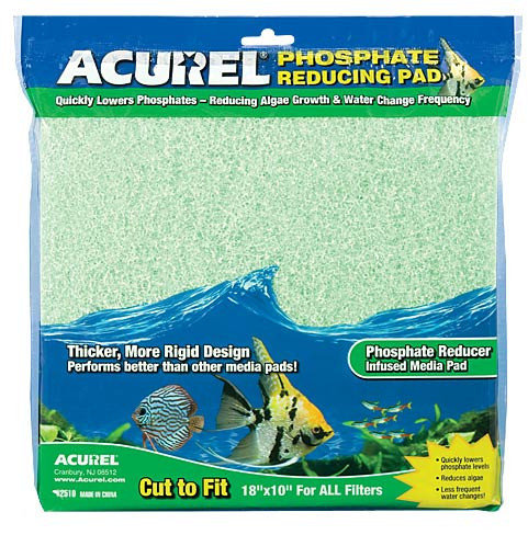 Acurel Phosphate Reducing Infused Media Pad 10x18""