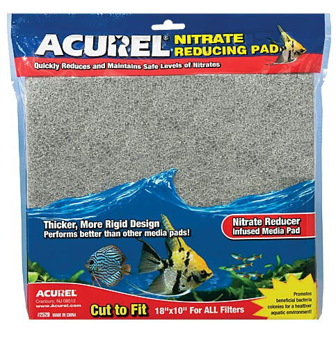 Acurel Nitrate Reducing Infused Media Pad 10x18""