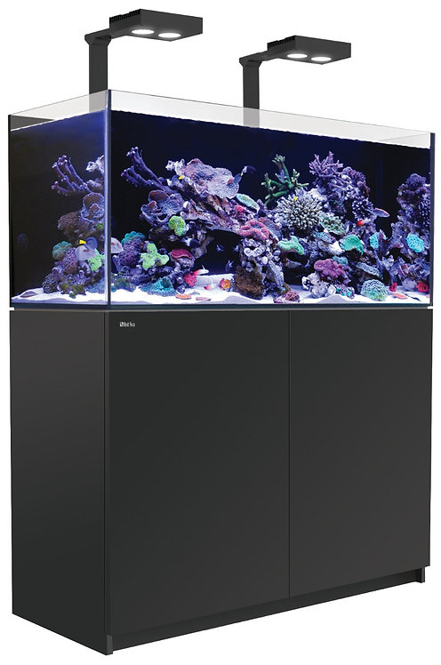 Red Sea Reefer Deluxe Concept 350 System 91 Gallons Black