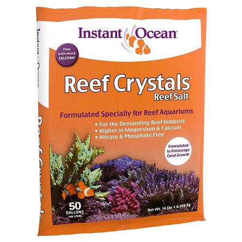 Instant Ocean Reef Crystals 50 Gallon