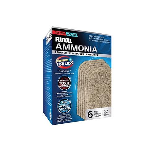 Fluval 306/406/307/407 Ammonia Remover (6 pack)