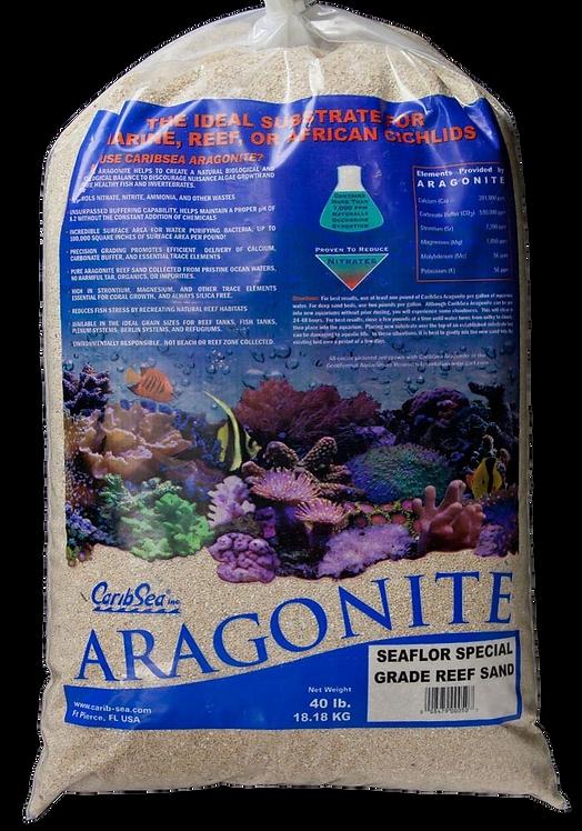CaribSea Aragonite Special Grade Reef Sand 40lb