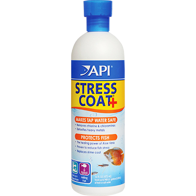 API FW/SW Stress Coat Water Conditioner