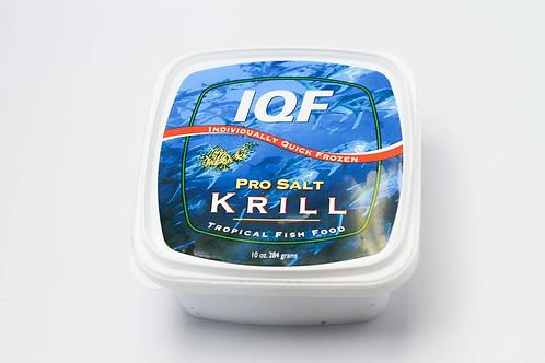 Pro Salt Frozen IQF Krill 10oz