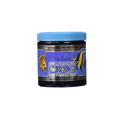 New Life Spectrum Max Finicky Fish 125g