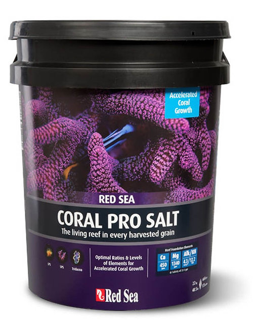 Red Sea CORAL PRO Salt 55 Gallon Bucket