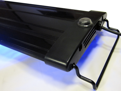 "Deep Blue Solar Flare EX 24"" LED Lighting Fixture"
