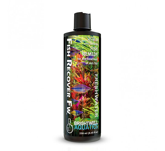 Brightwell Aquatics Fish Recover Fw Freshwater Anti-bacterial Treatment
