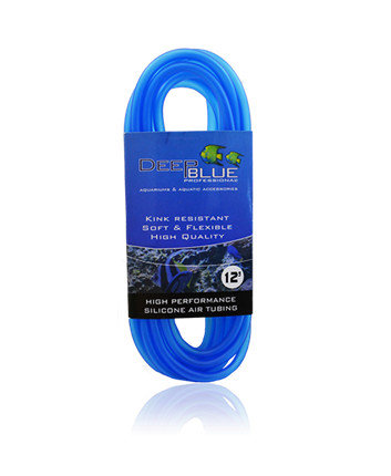 Deep Blue Airline Tubing