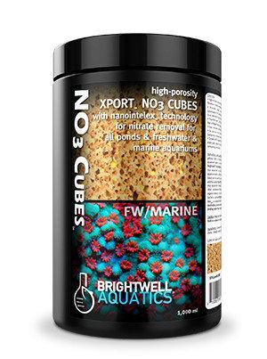 Brightwell Aquatics Xport NO3 Cubes Denitrification Nitrate Remover