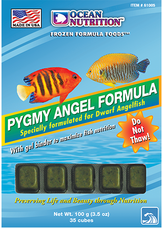 Ocean Nutrition Frozen Angel Formula Food