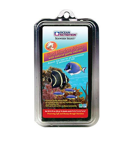 Ocean Nutrition Seaweed Select Red Marine Algae Sheets
