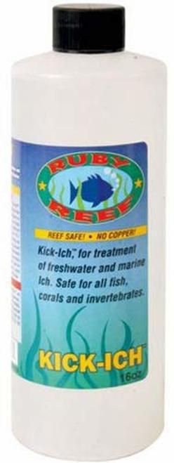 Ruby Reef Kick-Ich