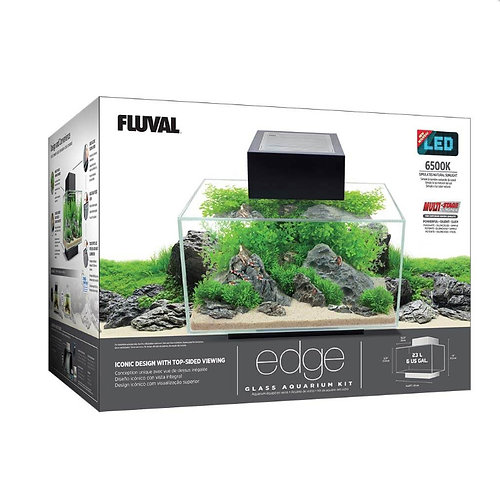 Fluval EDGE Aquarium Kit 6 Gallon