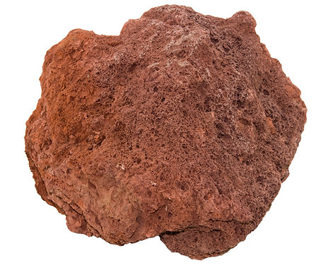North American RockGarden Red Lava Rock