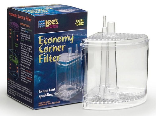 Lee's Economy Corner Filter (up to 10 Gallons)